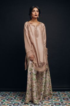 """Zara Shahjahan Chambeli, S/S 2016 """