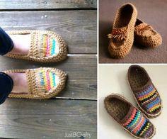 Crochet Moccasins Tutorial Free Pattern Video