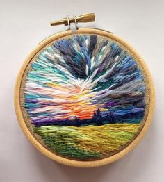 sosuperawesome: Embroidery Art and Brooches, by... |