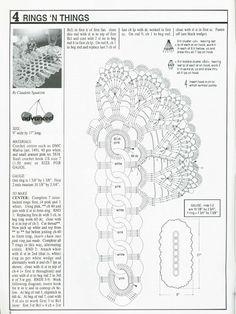 "Decorative Crochet Magazines 33 - Gitte Andersen - ""Picasa"" žiniatinklio albumai"