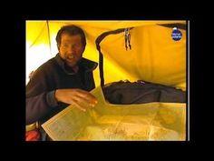Expedición TransGroenlandia 2002 con Ramón Larramendi (7/10)  - Rumbo a Thule: Superados los días de fuertes tormentas y vientos catabáticos, Ramón Larramendi y su equipo avanzan a buen ritmo. Están a mitad de recorrido y empiezan las etapas de 24 horas continuadas de navegación. Ramones, Videos, Thunderstorms, Forts