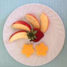 My girls are loving these ADL Mild Cheddar flowers I cut out for them to have with their fruit for morning Canadian Cheese, How To Make Cheese, Simple Pleasures, Statistics, Cheddar, Healthy Life, Nom Nom, Cow, Milk