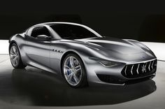 Maserati Alfieri - exclusive pictures and Harald Wester interview