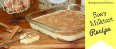 Easy Milktart Recipe That's Just Yummy The Super Moms Club Tart Recipes, Sweet Recipes, Baking Recipes, Cookie Recipes, Sweet Pie, Sweet Tarts, Melktert Recipe, Korslose Melktert, French Lemon Tart Recipe
