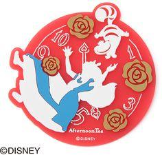 アフタヌーン ティー CR98 コースター/Disney Collection・Alice