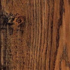 Hand Scraped Camano Oak Laminate Flooring - 5 in. x 7 in. Take Home Sample-HL-701970 at The Home Depot