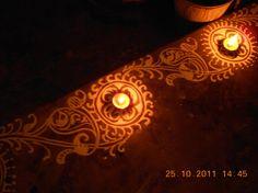 alpana - a traditional folk art of bengal