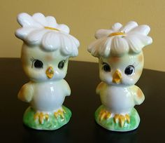 Vintage Lefton salt and pepper
