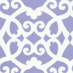 Dena Fishbein - Meadow - Clover in Purple