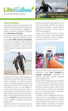 Life&Wellness #10: Tempo di triathlon