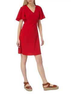 mit fl gel rmeln in rot online kaufen 9654374 p c online shop. Black Bedroom Furniture Sets. Home Design Ideas