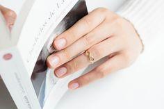 infinite knuckle ring,R026N