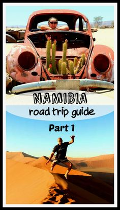 Complete guide to a road trip through Namibia, Part 1, Fish River canyon to Swakopund
