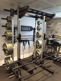 My own home gym evolution - Page 11 - http://Bodybuilding.com Forums