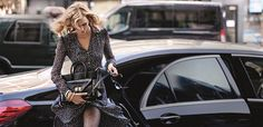 Her Name is Kloss, Karlie Kloss | Diane Von Furstenberg Fall 2015 Campaign | The Impression