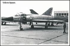 First Mirage III prototype