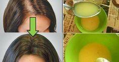 Hızlı Saç Uzatan ve Saçları Gürleştiren Doğal Formül