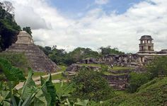UP NEXT! Exploring Southern Mexico and the Palenque Ruins...