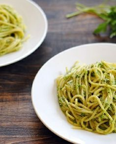 Low FODMAP Vegetarian Recipe and Gluten Free Recipe - Herb spaghetti http://www.ibscuro.com/low_fodmap_vegetarian_recipes_herb_spaghetti.html