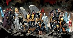 10 Easy 'X-Men' Comic Book Jumping-On Points