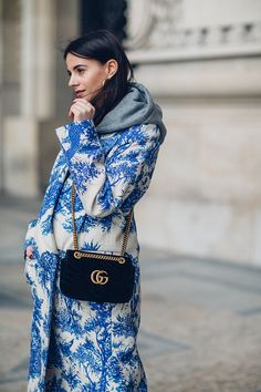 These bloggers prove that hoodies are so much more than a lazy-day essential. Rock the look by layering a hoodie under a lightweight coat or bomber jacket to add a touch of streetwear-chic to your...