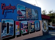 Street art: Murals to explore in central San Diego area | Arts | Coolture, Things to do | Pacific San Diego Magazine