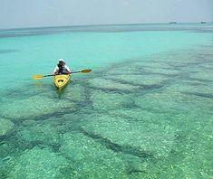 Sea #Kayaking in Key West was great. #vacation #Caribbean #floridakeys #keywest