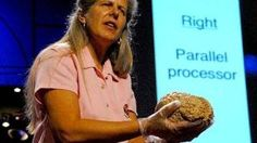 Jill Taylor: How it feels to have a stroke in the left side of your brain - amazing!!
