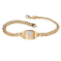 Medical Emergency Bracelet - http://www.wonderfulworldofjewelry.com/jewelry/bracelets/identification/medical-emergency-bracelet-com/ - Your First Choice for Jewelry and Jewellery Accessories