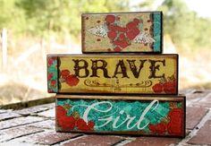 Brave Girl Blocks.