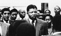 17 facts about Nelson Mandela, South Africa's first black president and a key figure in ending apartheid in South Africa. Nelson Mandela, Modern History, Black History, National History Day, African National Congress, First Black President, Black Presidents, Today In History, African Children