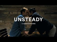 Not Tap, but a powerfully beautiful dance. X Ambassadors - UNSTEADY | Official Dance Video #LoveisLove - YouTube