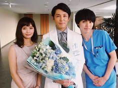 Drama Stage, Kento Yamazaki, Japanese Drama, Good Doctor, Kdrama, Actors, Coat, Twitter, Baby