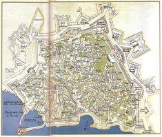 Heraklion - Candia map