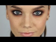 ▶ Linda Hallberg Makeup Tutorial (with subs) - Faked Freckles - YouTube