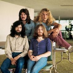 "Led Zeppelin (All I can think is ""Were we really ever that young?"")"