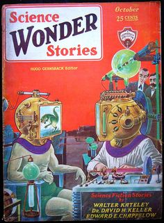 Science Wonder Stories by Kip W, via Flickr