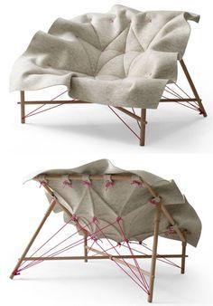 The Penna Chair by Jonas Lutz
