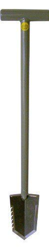 Lesche T- Handle Heavy Duty Metal Detecting Shovel with Serrated Blade by Lesche. $75.95