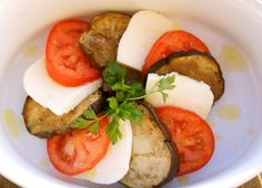 Baked Vegetables with Cheese