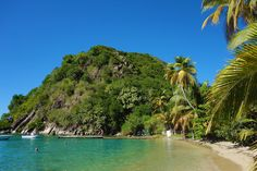 Pain de Sucre, Terre de Haut, Guadeloupe