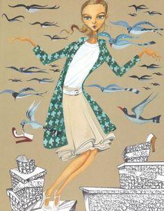 The Lamb List: Gift of the Day: Ruben Toledo's Fashion Almanac