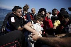 Críticas a May por cancelar el programa de acogida de niños refugiados