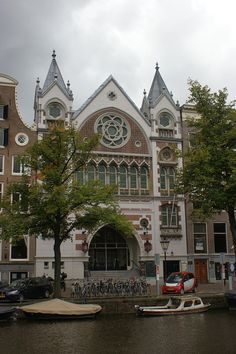 Amsterdam - Keizersgracht 566 - Keizersgrachtkerk