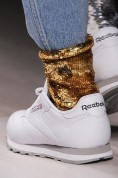 love the sock but don't think i could do the early noughties classic chav trainers
