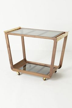 Very much wish this anthropologie bar cart was available in Aus. Not wanting to pay over 100 in shipping and then possibly taxes on top!