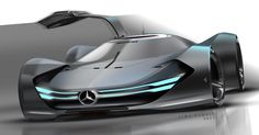 @farzinnimaa Mercedes Benz Race-car!