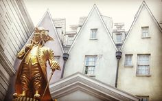 Universal Studio Orlando -Harry Potter