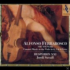 Prezzi e Sconti: #Consort music for viols in 4-5-6 parts  ad Euro 19.99 in #Alia vox #Media musica classica antica
