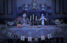 HALLOWEEN - Tomoka Ayuri(Ayuritomoka) Levi, Eren Yeager Cosplay Photo - WorldCosplay